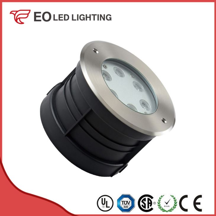 6W Recessed LED Garden Ground Light