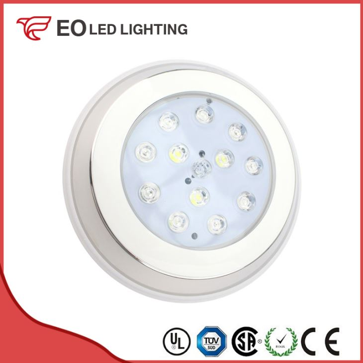 9W LED Surface Pool Spotlight