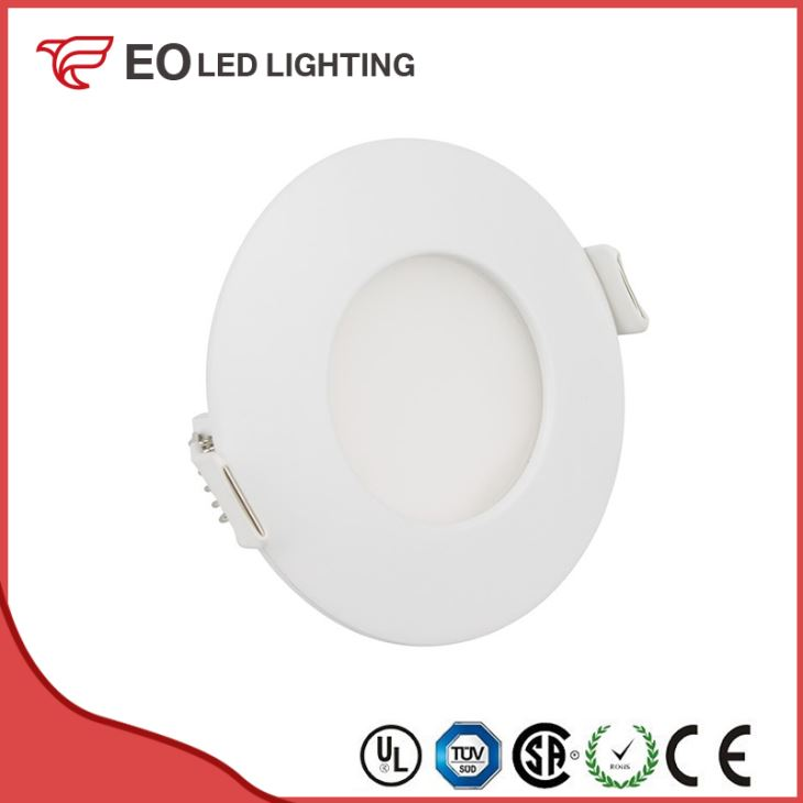 Round Waterproof 6W LED Downlight