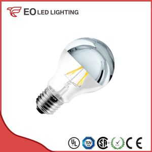 A60 E27 6W LED Reflect Filament Bulb