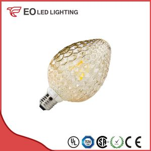 E27 6W LED Pineapple Filament Bulb