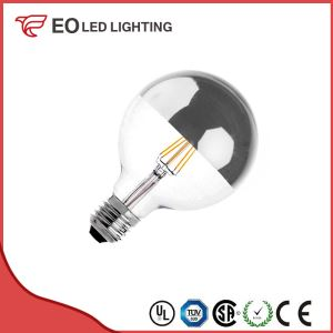 G125 E27 6W LED Supreme Reflect Filament Bulb