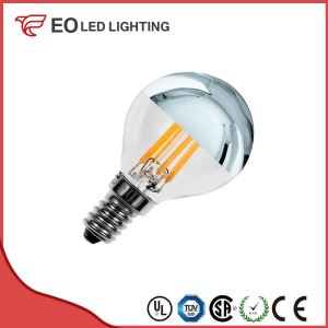 G45 E14 3.5W LED Reflect Filament Bulb