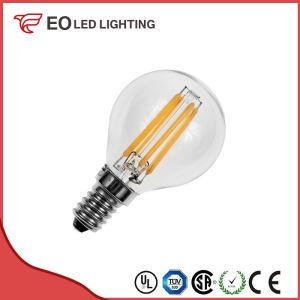 G45 E14 3W LED Spherical Filament Bulb
