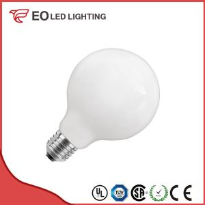 Glass G125 E27 10W LED Bulb