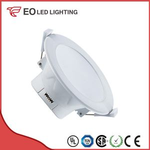 Round 10W LED Downlight for Bathrooms