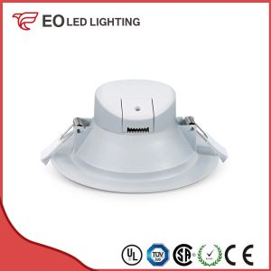 Round 25W LED Downlight for Bathrooms