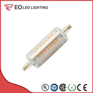 Slim 78mm R7S 5W LED Bulb